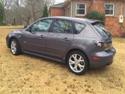 2008 MAZDA Mazda Mazda3 4 DOOR HATCHBACK