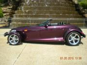 Plymouth 1999 Plymouth Prowler Base Convertible 2-Door